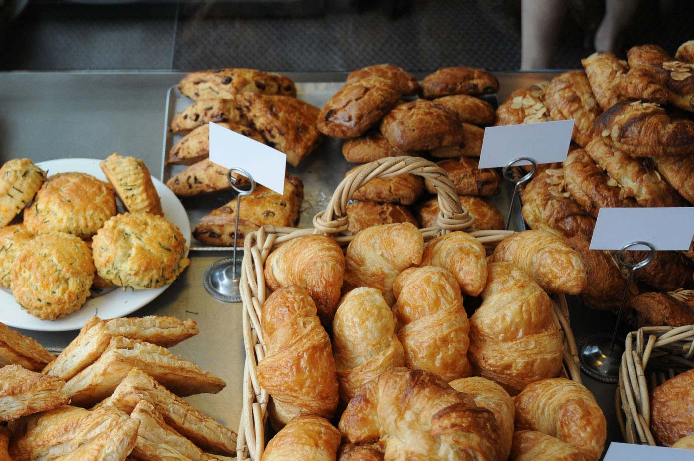 Savory Pastries from Colson Patisserie