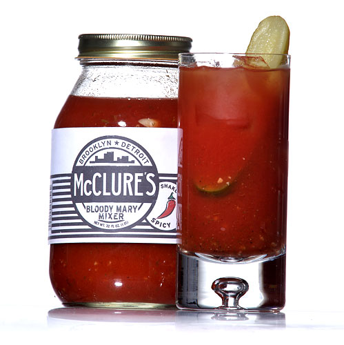 McClure's Bloody Mary Mix Tasting