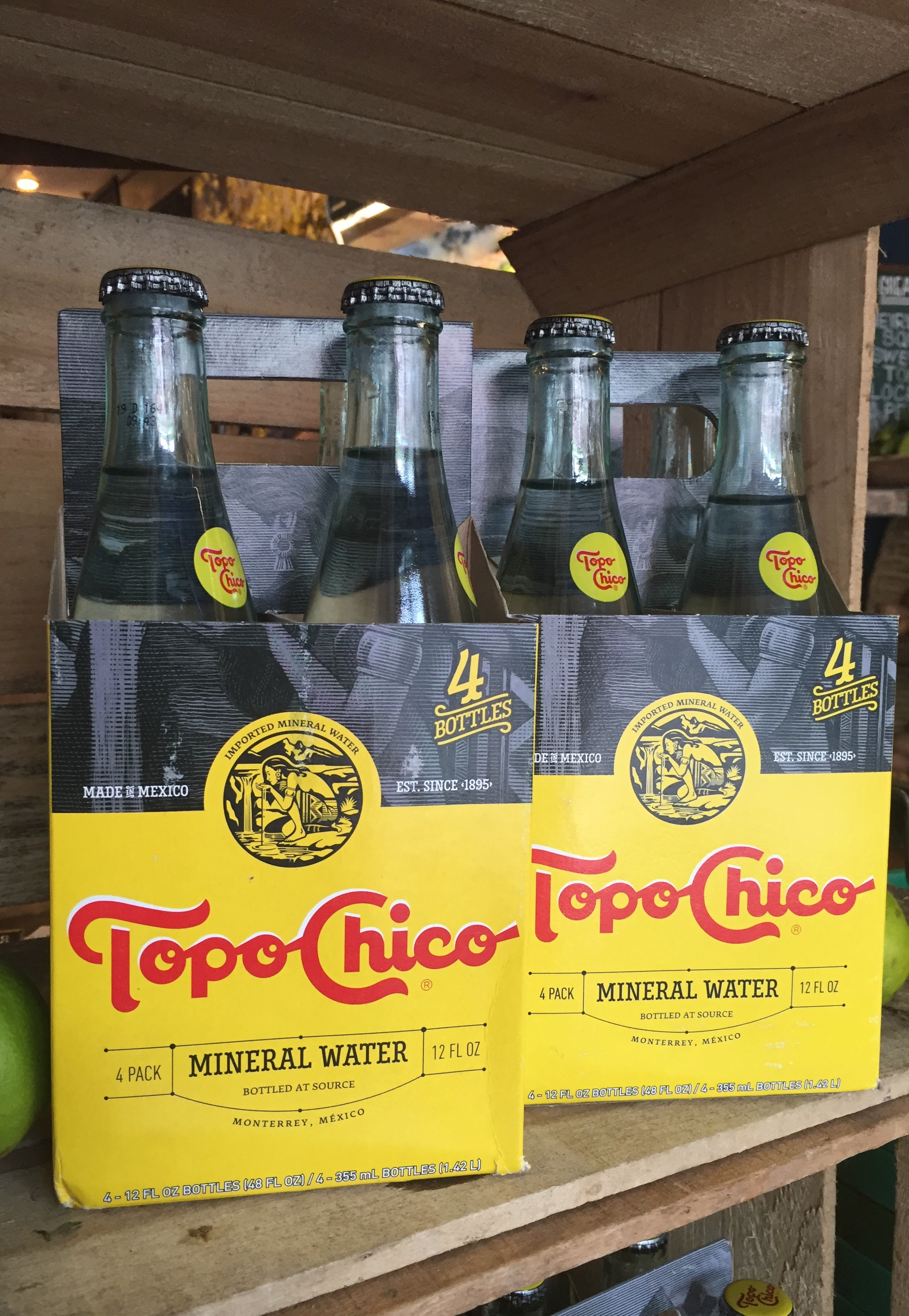 Topo Chico in NYC