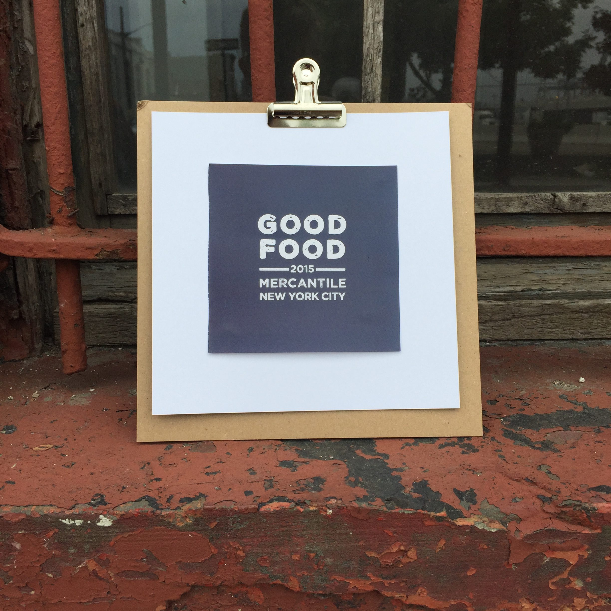 Proud to be a part of Good Food