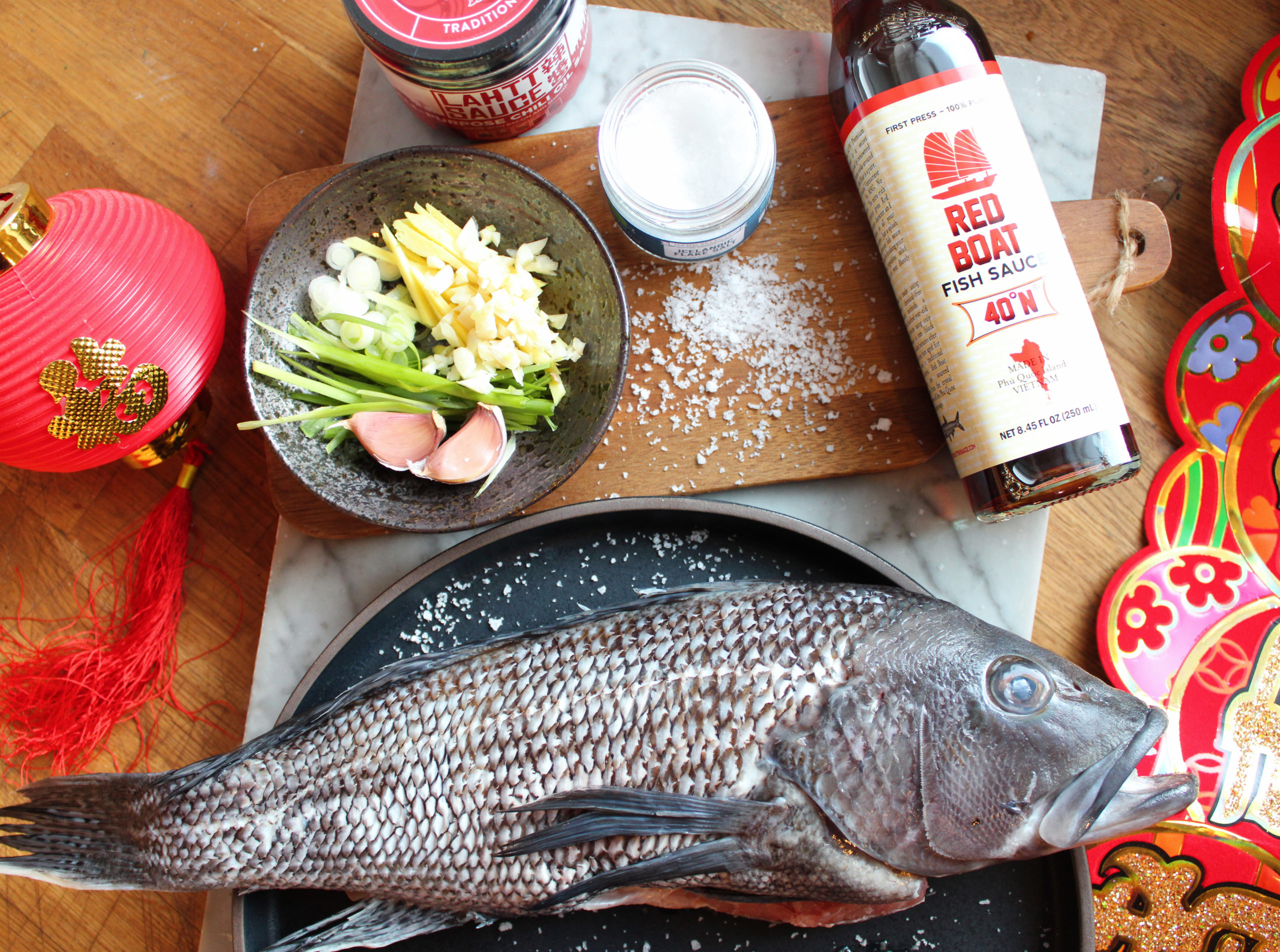 A Lucky Fish Dish Recipe To Make Your Lunar New Year Wish