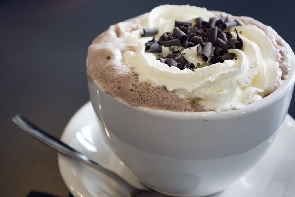 Not Just Any Hot Chocolate: Earl Grey Hot Chocolate